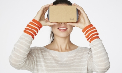 Google Cardboard from Philly VR - virtual reality event rentals
